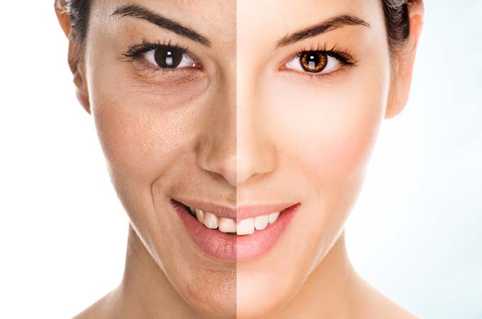 Most important anti-aging cream techniques