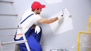 Brief look at commercial interior painting service