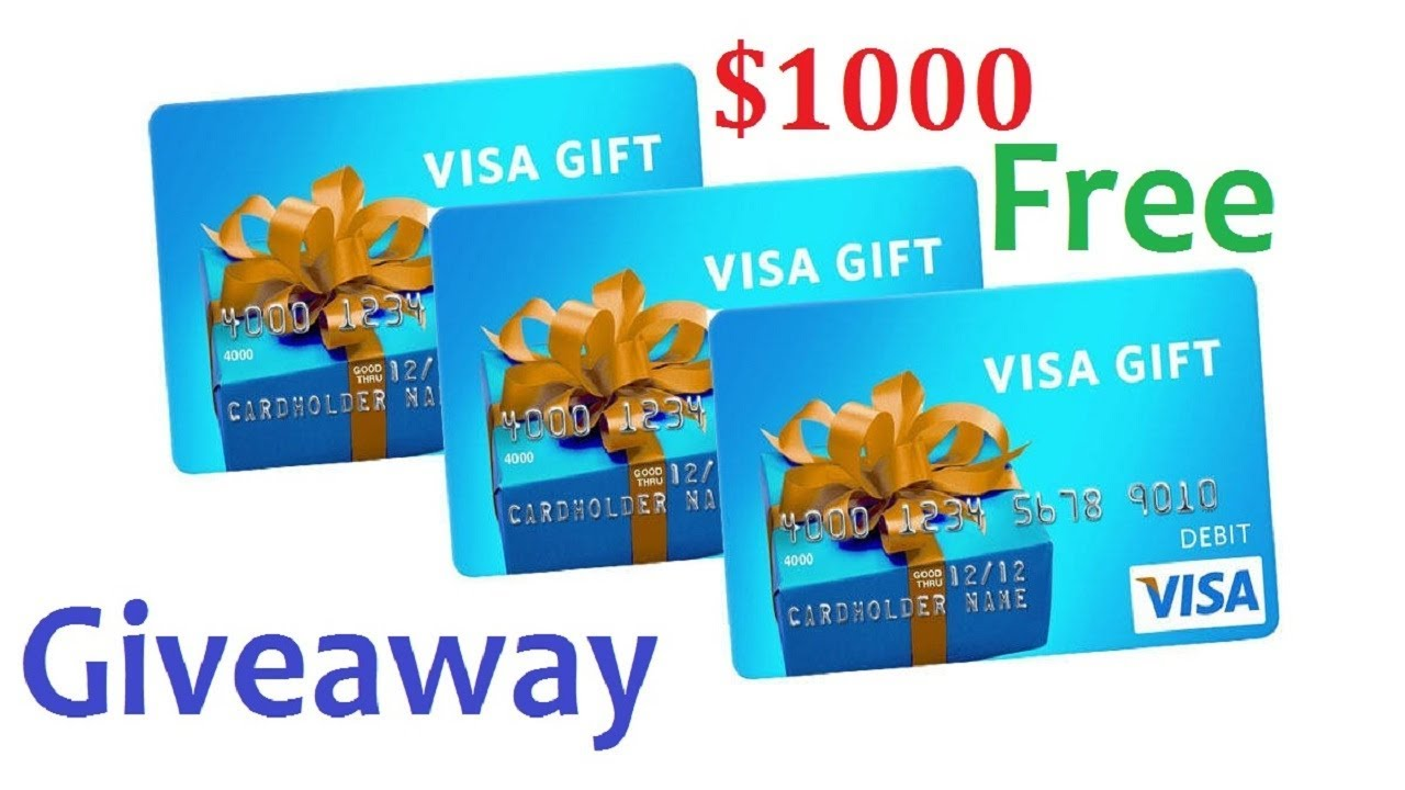 A Visa Gift Card Is Actually a Thoughtful Gift