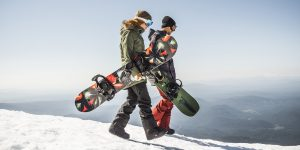 snow board