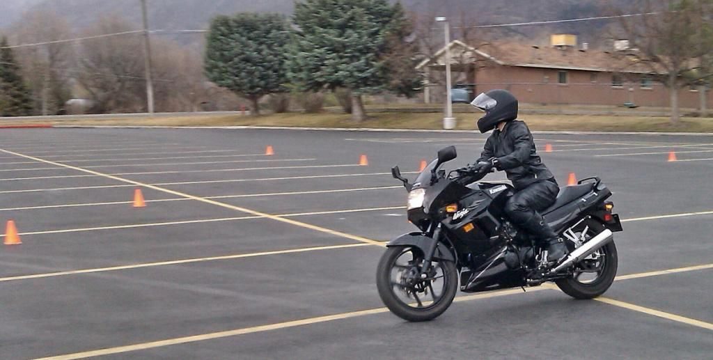 motorcycle training course