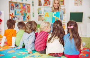 Functions of child care centers