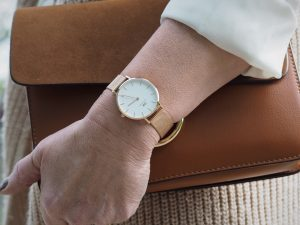 Design guide of Daniel Wellington watch
