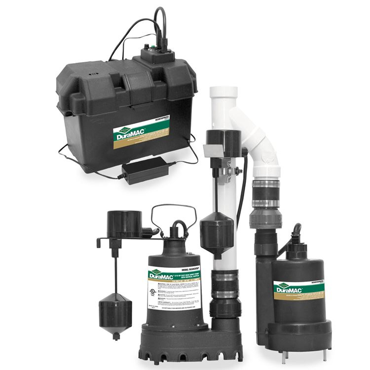 The importance of a battery backup sump pump system