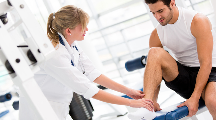 Utilizing Physiotherapy To Relive Shoulder Pain